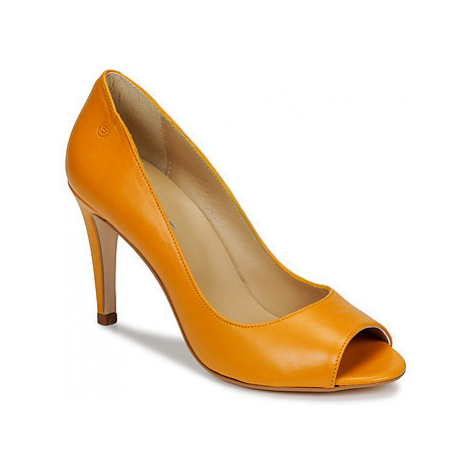 Betty London EMANA women's Court Shoes in Yellow