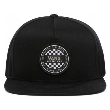 Vans MN OG CHECKER SNAPBACK white - Men's baseball cap