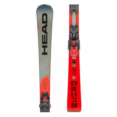 Head SUPERSHAPE RALLY + PRD 12 - Ski set