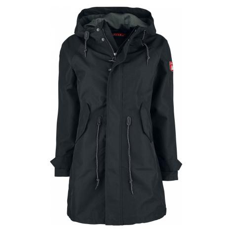 Sea Shepherd X Derbe Hamburg - JF_Schleie - Girls Rain Coat - black