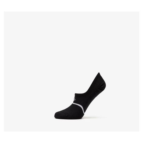 Nike Sneaker Sox Essential Ns Footie (2 Pairs) Black/ White