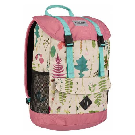 backpack Burton Kd Outing - Creme Brulee Oakledge Floral - unisex junior