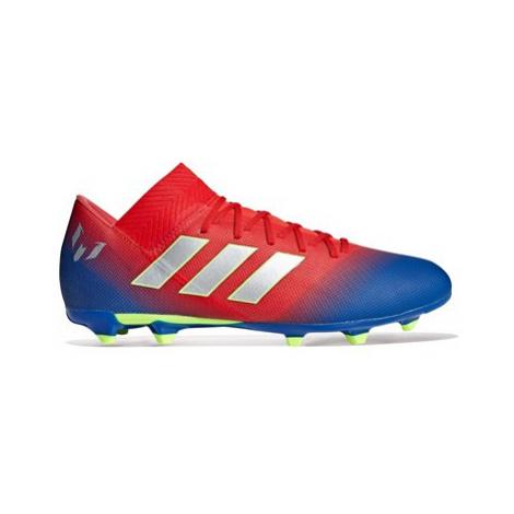 Adidas Nemeziz Messi 18.3 Firm Ground Football Boots - Red