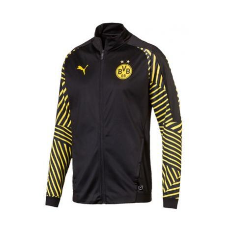 BVB Training Stadium Jacket - Black Puma