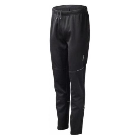 Etape FURRY WS black - Kids' softshell trousers
