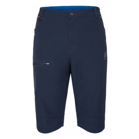 Odlo MEN'S SHORTS SAIKAI CERAMICOOL blue - Men's shorts
