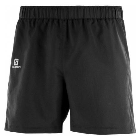 Salomon AGILE 5 SHORT M black - Men's running shorts