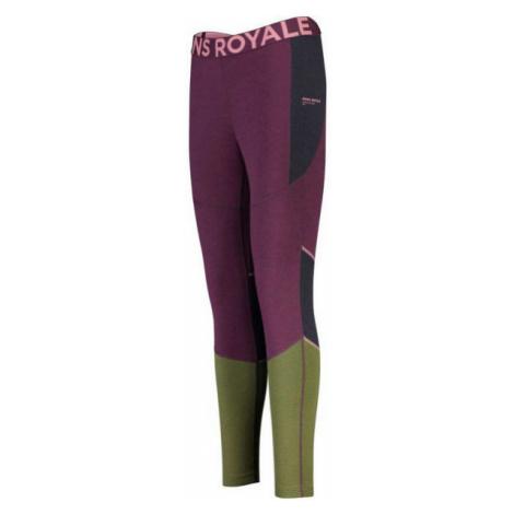 MONS ROYALE OLYMPUS 3.0 W - Women's merino wool leggings