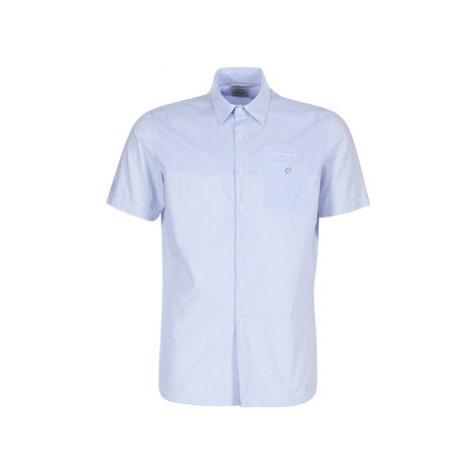 Oxbow K1CAMINO men's Short sleeved Shirt in Blue