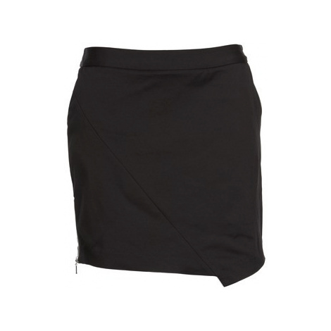 La City CAMILLUS women's Skirt in Black
