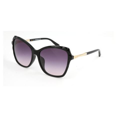 Swarovski Sunglasses SK0106F Asian Fit 01B