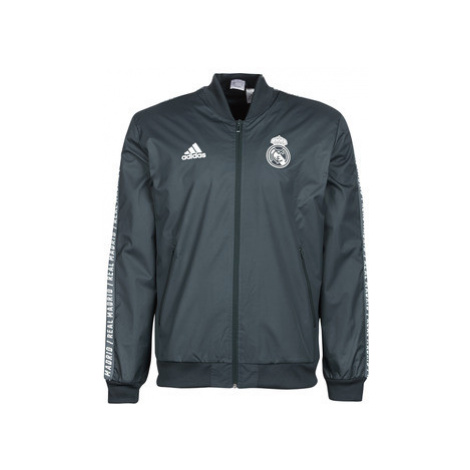 Adidas REAL JACKET men's Tracksuit jacket in Black