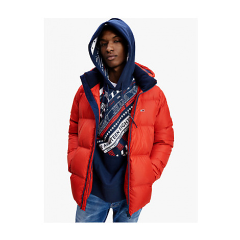 Tommy Jeans Essential Down Filled Jacket Tommy Hilfiger