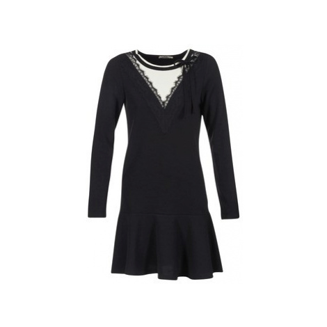 Molly Bracken JAMIL women's Dress in Black