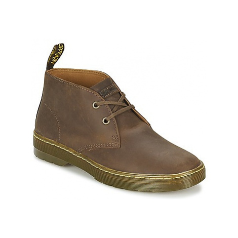Dr Martens CABRILLO men's Mid Boots in Brown