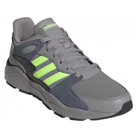 adidas CRAZYCHAOS dark gray - Men's leisure shoes