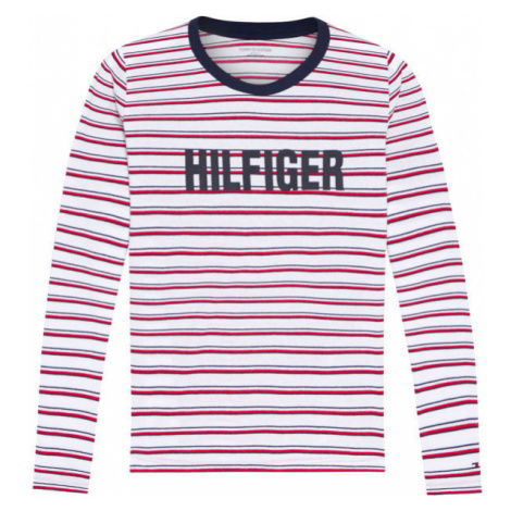 Tommy Hilfiger LS TEE STRIPE - Women's T-shirt with long sleeves