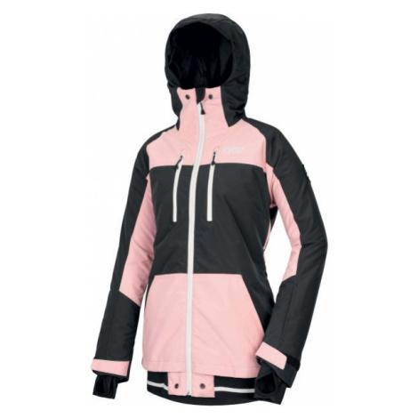 Picture LANDER PRINT black - Women's winter jacket