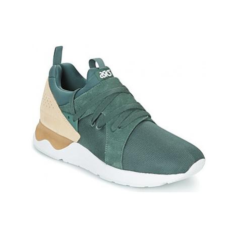 Asics GEL-LYTE SANZE men's Shoes (Trainers) in Green