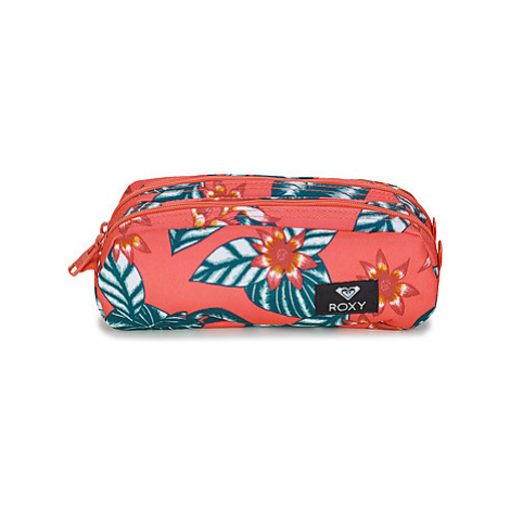 Roxy DA ROCK girls's Children's Cosmetic bag in Pink