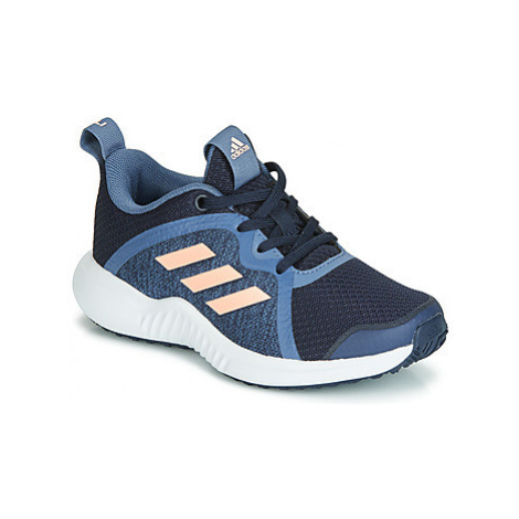 Adidas FORTARUN X K girls's Children's Shoes (Trainers) in Blue