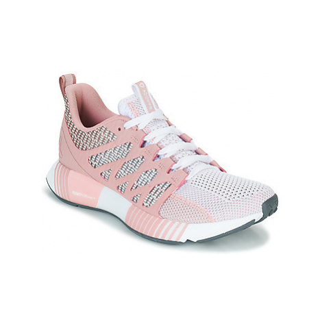 Reebok Sport FUSION FLEXWEAVE CA women's Trainers in Pink