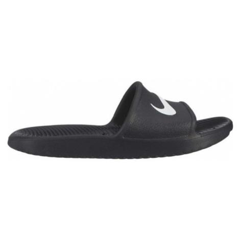Nike KAWA SHOWER GS black - Children's slides