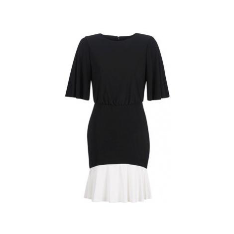Lauren Ralph Lauren ELBOW SLEEVE DAY DRESS women's Dress in Black