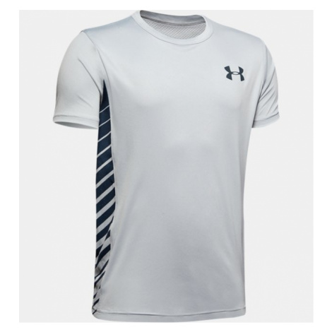 Boys' UA MK-1 Short Sleeve Shirt Under Armour