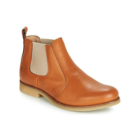 Casual Attitude JALIYA women's Mid Boots in Brown