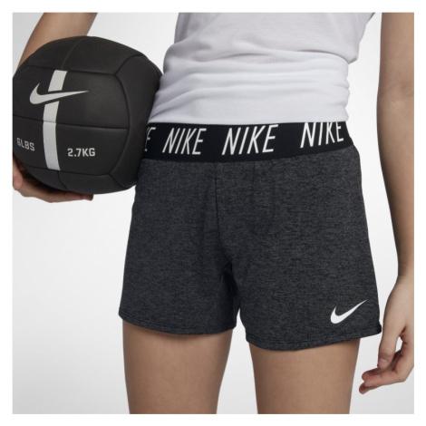 Nike Dri-FIT Trophy Older Kids' (Girls' )'Training Shorts - Black