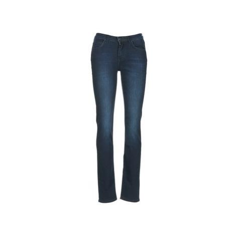 Lee ELLY women's Skinny Jeans in Blue