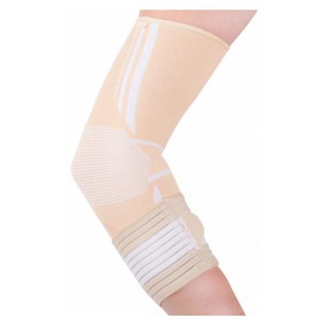 Spokey SEGRO ELBOW BANDAGE beige - Elbow bandage