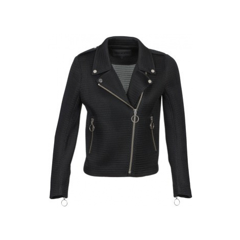 American Retro JASMINE JCKT women's Jacket in Black