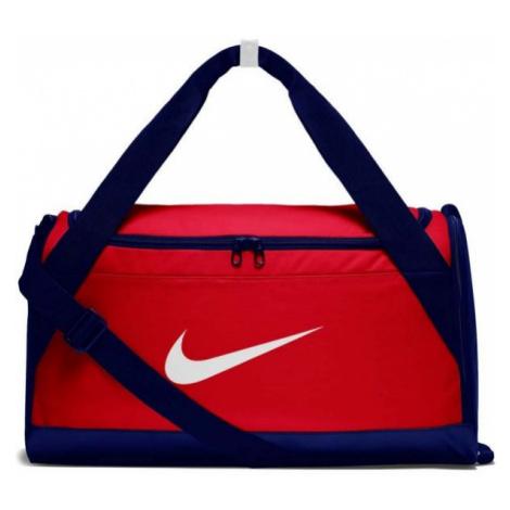 Nike BRSLA DUFF red - Sports bag
