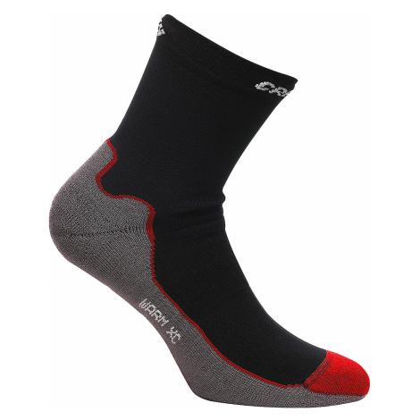 socks Craft 1900741/Warm XC Skiing - 2999/Black/Red