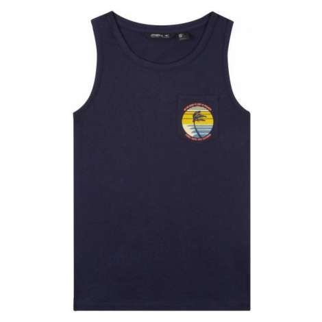 O'Neill LB PALM TANKTOP dark blue - Boys' tank top