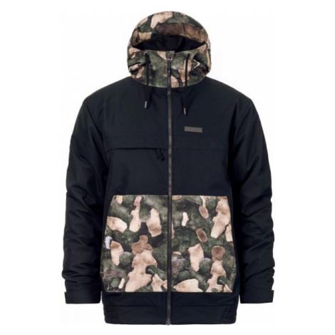 Horsefeathers WILLIS JACKET black - Men's ski jacket
