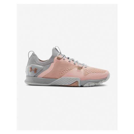 Under Armour TriBase™ Reign 2 Sneakers Pink Grey