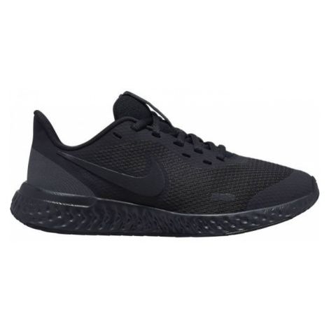 Nike REVOLUTION 5 GS black - Kids' running shoes