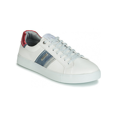 Dockers by Gerli 44MA203-511 women's Shoes (Trainers) in White
