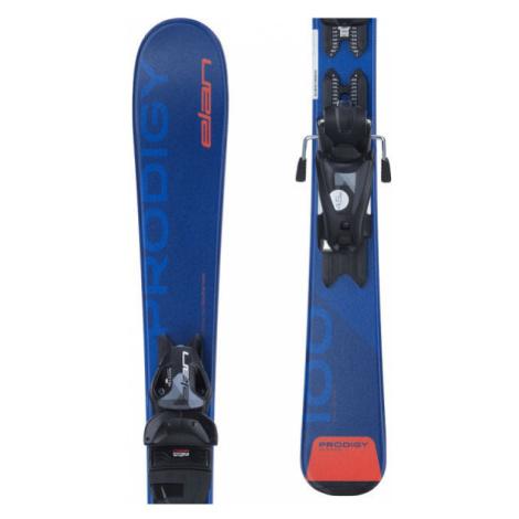 Elan PRODIGY QS + 7.5 BLU - Kids' downhill skis
