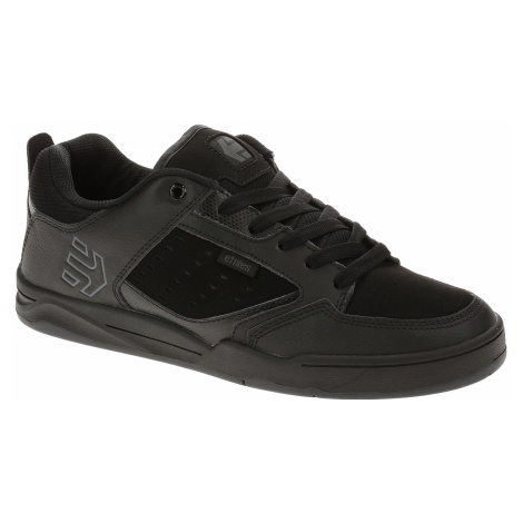 shoes Etnies Cartel - Black/Black/Gray - men´s