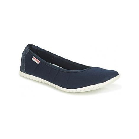Giesswein DREES women's Slippers in Blue