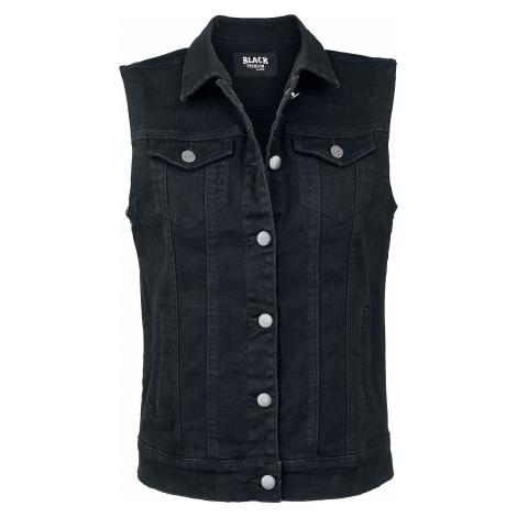 Black Premium by EMP Don't Stand So Close To Me Vest black