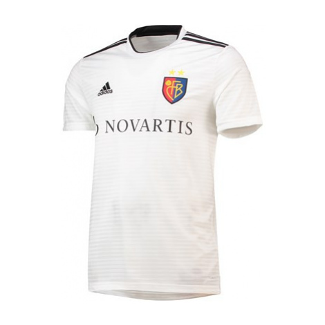 FC Basel Away Shirt 2018-19 Adidas