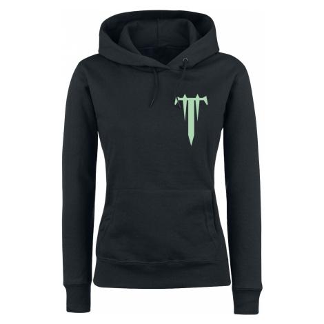 Trivium - Snake Arch - Girls hooded sweatshirt - black
