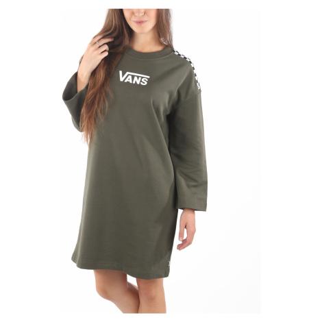 Vans Chromo II Dress Green