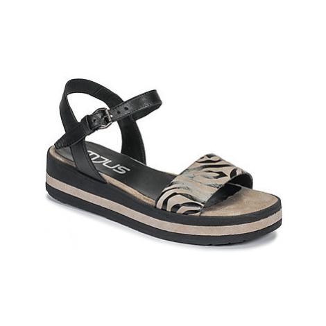Mjus FEELING women's Sandals in Black