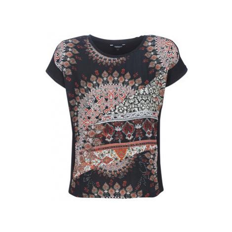 Desigual BRYONI women's T shirt in Multicolour